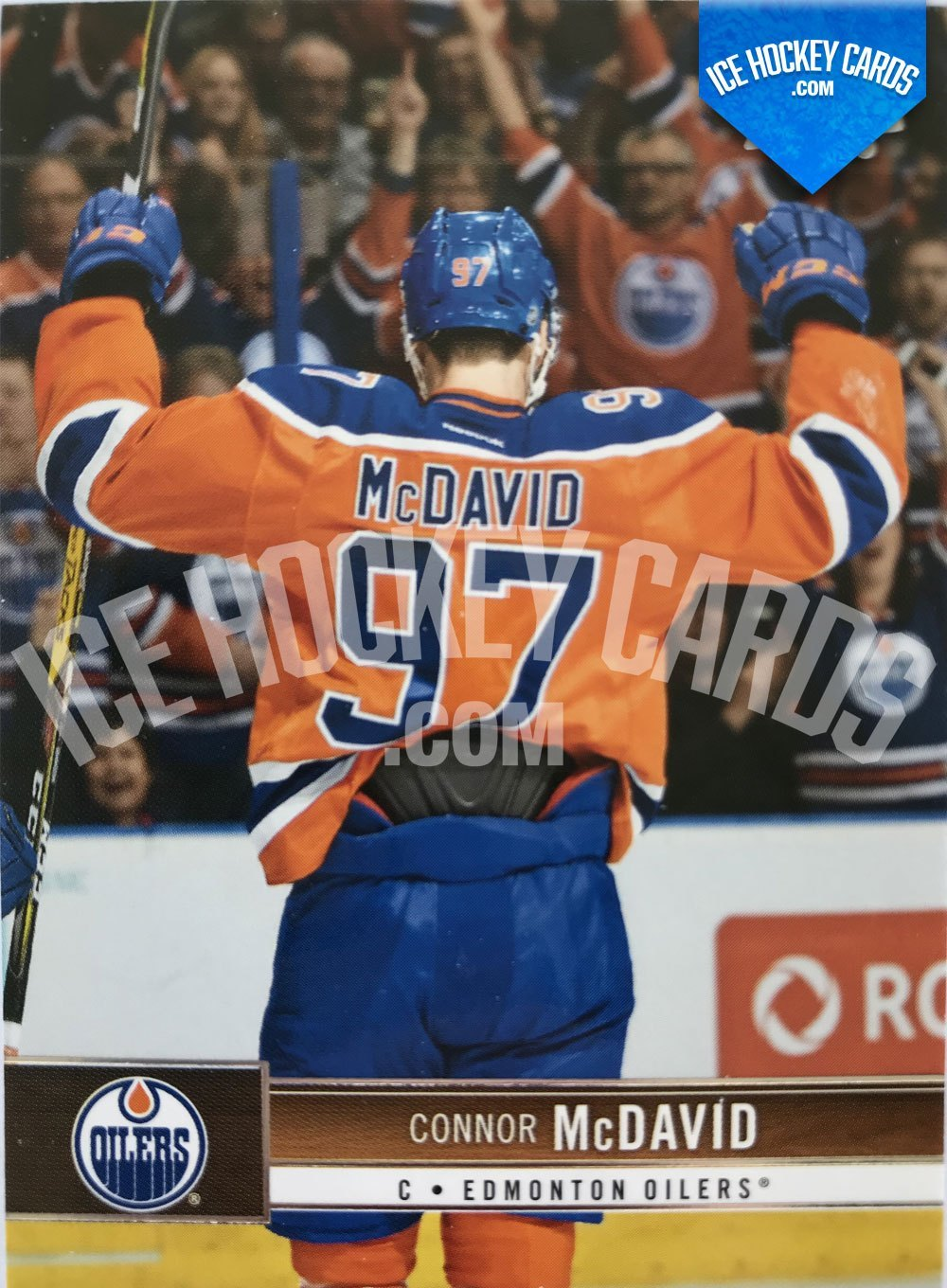 Upper Deck - 19-20 - 30 years of Upper Deck - Connor McDavid