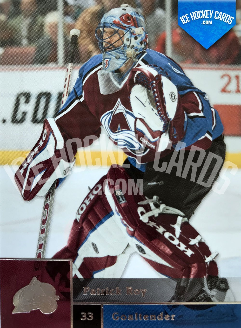 Upper Deck - 19-20 - 30 years of Upper Deck - Patrick Roy