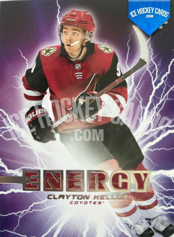 Upper Deck - 19-20 - Clayton Keller Pure Energy
