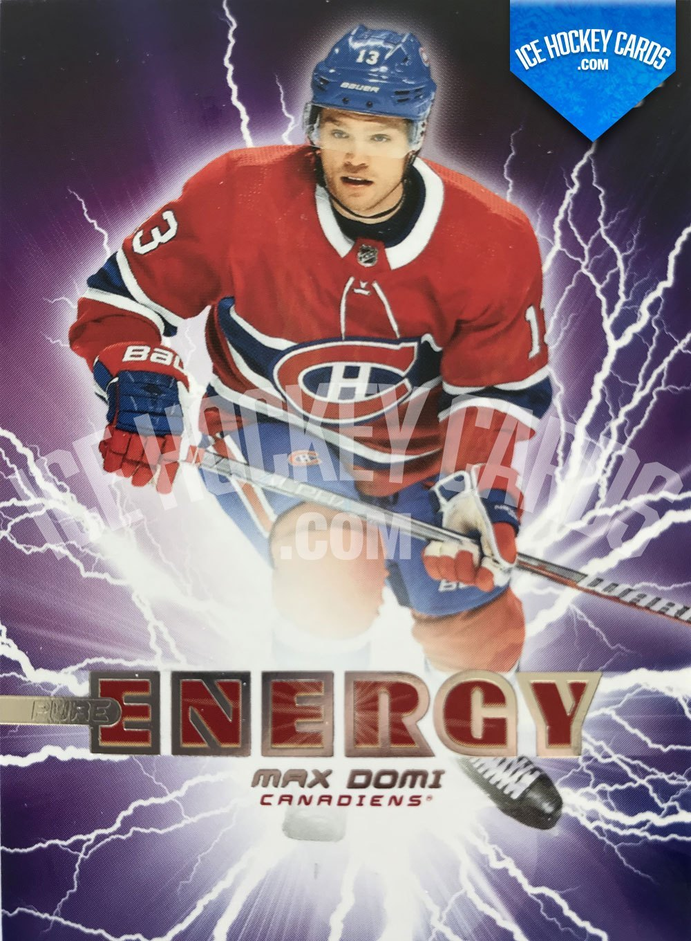 Upper Deck - 19-20 - Max Domi Pure Energy