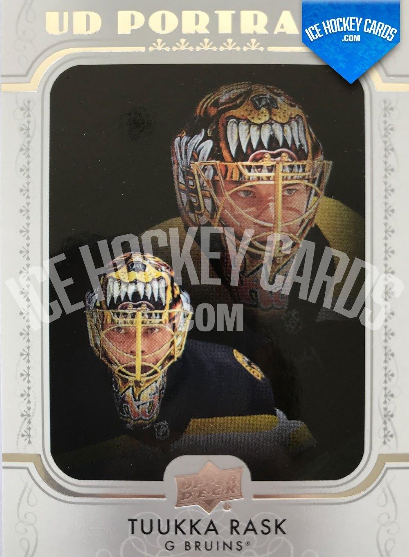 Upper Deck - 19-20 - Tuukka Rask UD Portraits Card