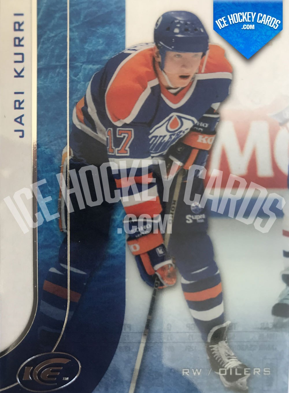 Upper Deck - ICE 15-16 - Jari Kurri Base Card