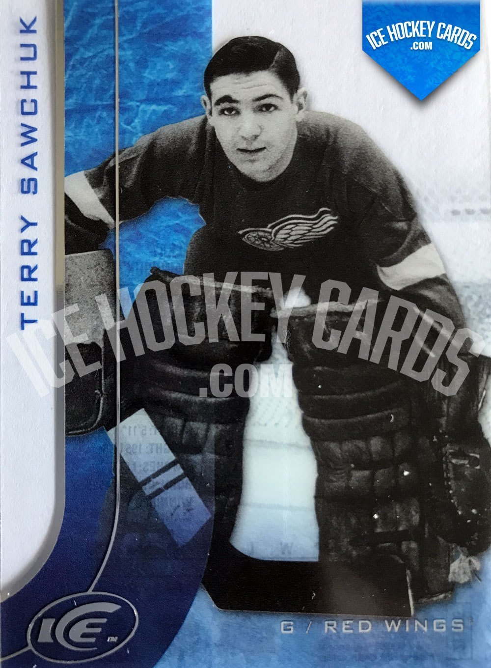 Upper Deck - ICE 15-16 - Terry Sawchuk Base Card