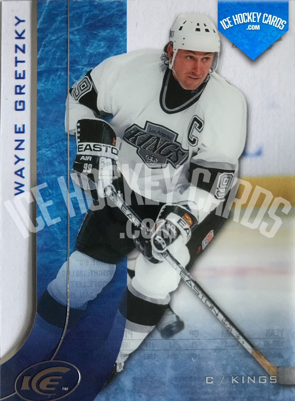 Upper Deck - ICE 15-16 - Wayne Gretzky Base Card