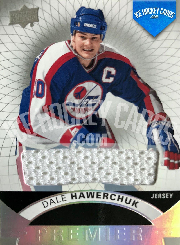 Upper Deck - Premier Hockey 2017-18 - Dale Hawerchuk Base Legend Patch Card