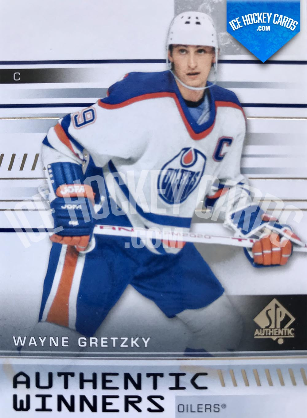 Upper Deck - SP Authentic 2019-20 - Wayne Gretzky Authentic Winners