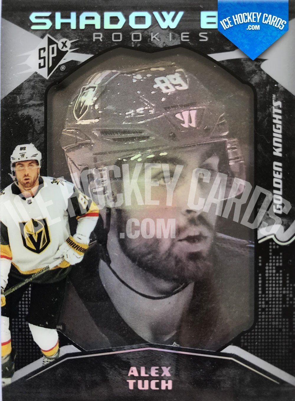 Upper Deck - SPx 17-18 - Alex Tuch Shadow Box Rookies