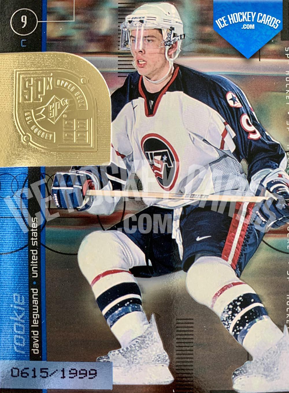 Upper Deck - SPx 1999-20 - David Legwand Rookie Card