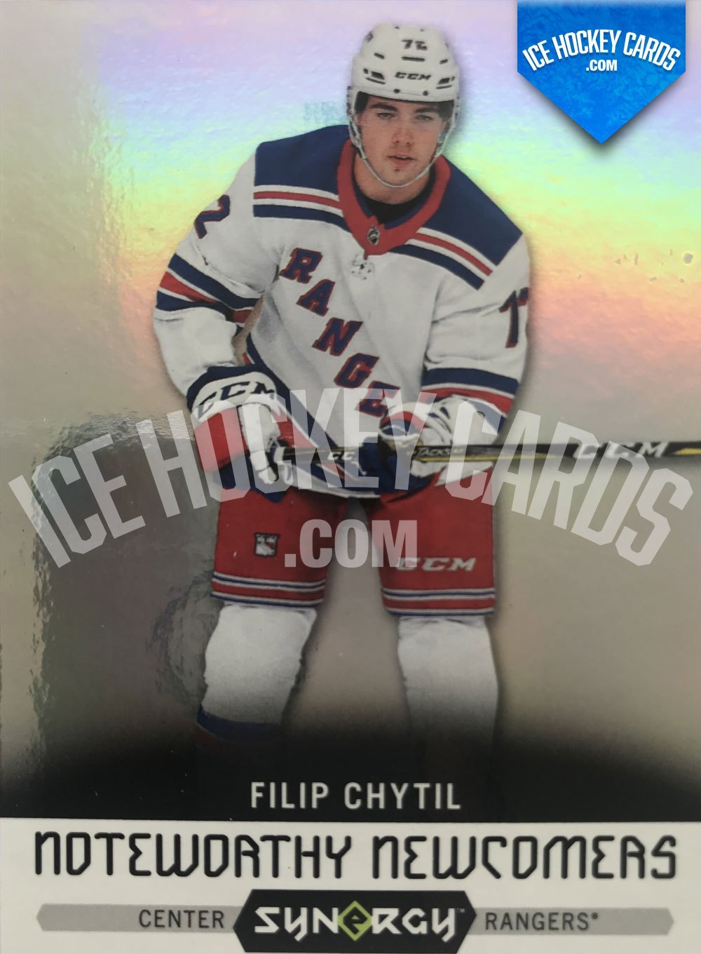 Upper Deck - Synergy 19-20 - Filip Chytil Noteworthy Newcomers