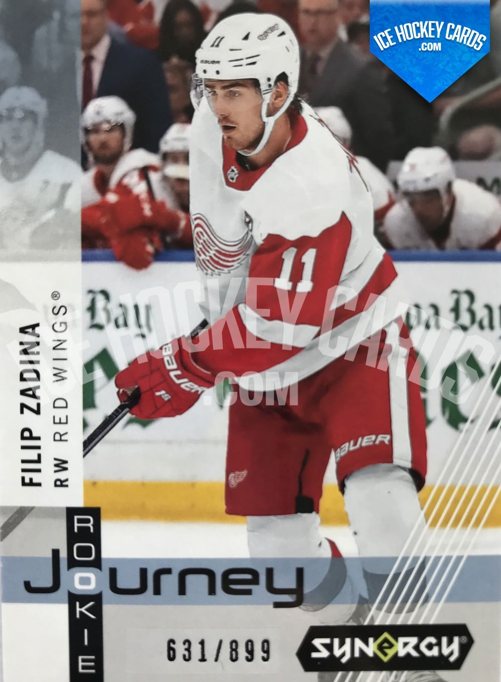 Upper Deck - Synergy 19-20 - Filip Zadina Rookie Journey RC