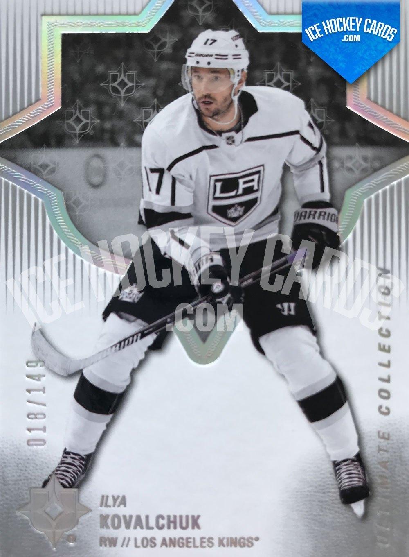 Upper Deck - Ultimate Collection 18-19 - Ilya Kovalchuk Base Card
